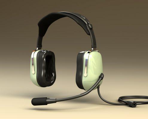 Pilot Headphones