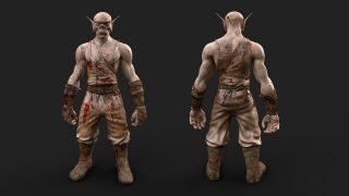 Orc Character Design